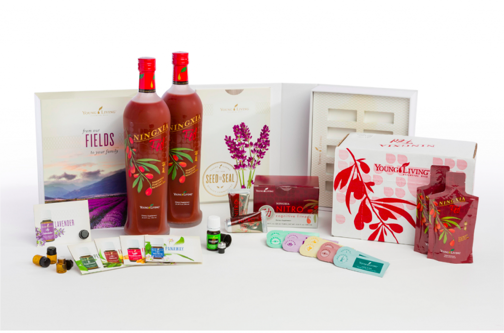 Young living Ningxia Red premium starter kits